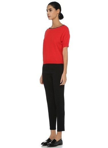 Boutique Moschino Bluz Kırmızı
